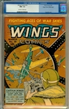 Wings Comics #19