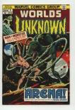Worlds Unknown #4