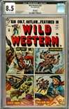 Wild Western #35