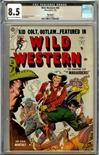 Wild Western #40