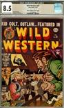 Wild Western #25