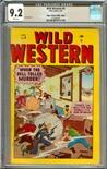 Wild Western #8