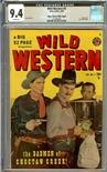 Wild Western #9