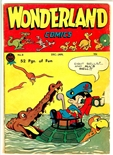 Wonderland Comics #8