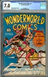 Wonderworld Comics #4