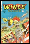 Wings Comics #110