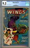 Wings Comics #118