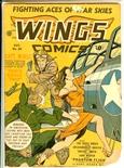 Wings Comics #26