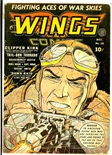 Wings Comics #28