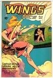 Wings Comics #73
