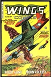 Wings Comics #113