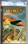 Wings Comics #81