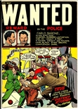 Wanted Comics #10