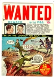 Wanted Comics #12