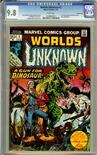 Worlds Unknown #2