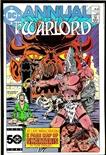 Warlord Annual #4