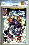 West Coast Avengers (Mini) #3