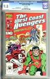 West Coast Avengers #13