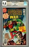 Weird War Tales #123