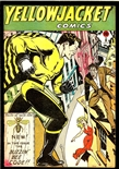 Yellowjacket Comics #8
