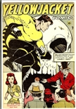 Yellowjacket Comics #7