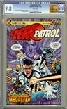 Zero Patrol #1