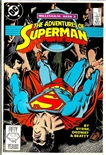 Adventures of Superman #436