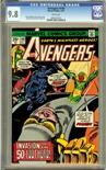 Avengers #140