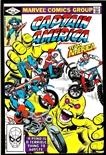 Captain America #269