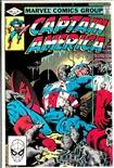 Captain America #272