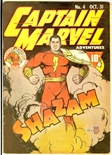 Captain Marvel Adventures #4