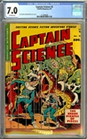 Captain Science #5
