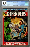 Defenders #1