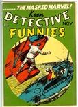 Keen Detective Funnies V2 #11