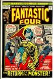 Fantastic Four #124