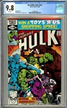 Incredible Hulk #252