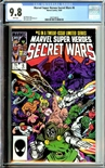 Marvel Super Heroes Secret Wars #6