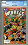 Mister Miracle (Vol 2) #1