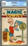 Magic Comics #1