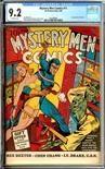 Mystery Men Comics #11