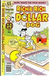 Richie Rich and Dollar the Dog #9