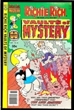 Richie Rich Vaults of Mystery #25