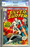 Silver Surfer #17
