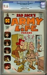 Sad Sack's Army Life Parade #1