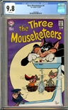 Three Mouseketeers #4