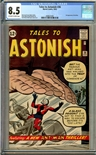 Tales to Astonish #36
