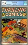 Thrilling Comics #21