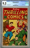 Thrilling Comics #54