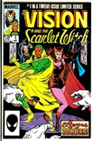 Vision and Scarlet Witch (Vol 2) #1