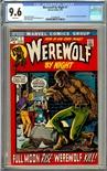 Werewolf by Night #1
